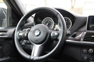 BMW Fxx Steering Wheel to Exx Retrofit Adapter