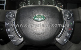Range Rover Steering Wheel Buttons Adapter