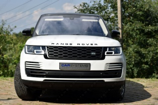 Range Rover LED Headlights Retrofit Adapter