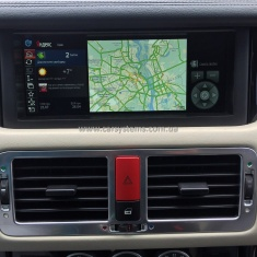 Range Rover NBT Retrofit Adapter