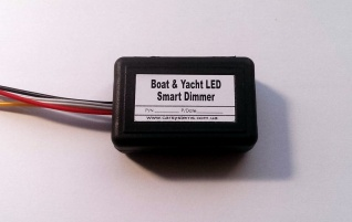 Boat and Yacht Led Smart Dimmer
