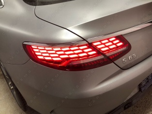 Mercedes Benz W217 OLED Tail Lights Retrofit Adapter