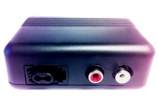 MB NTG2.5 TV Multimedia MOST interface