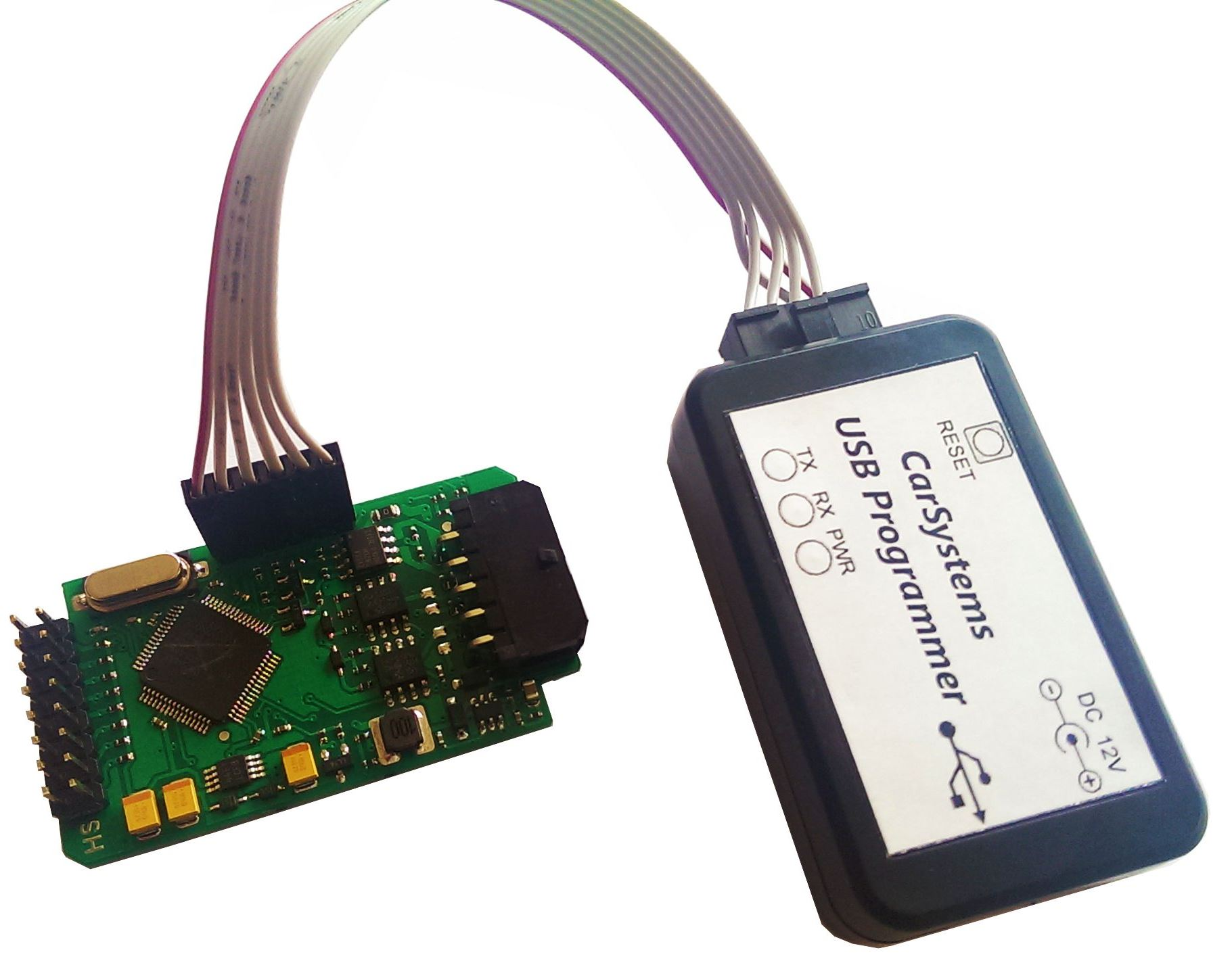 Modules firmware update guide - Installation and programming manual